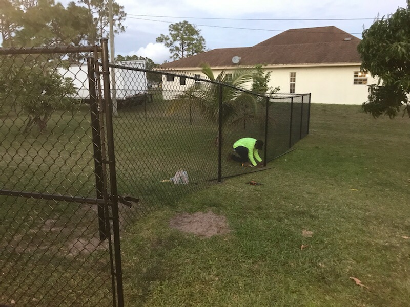 residential fencing irving texas