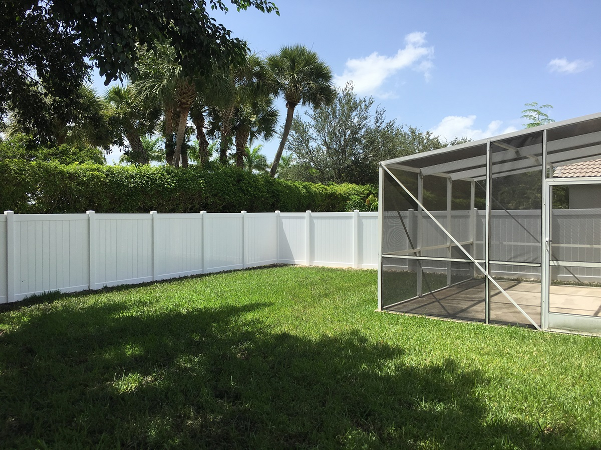 backyard fencing irving texas