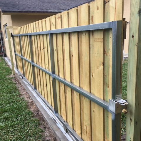 gate installation Irving Texas