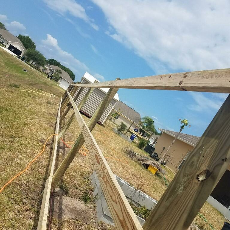 fence repair irving texas