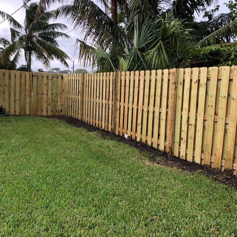 wood fencing irving texas