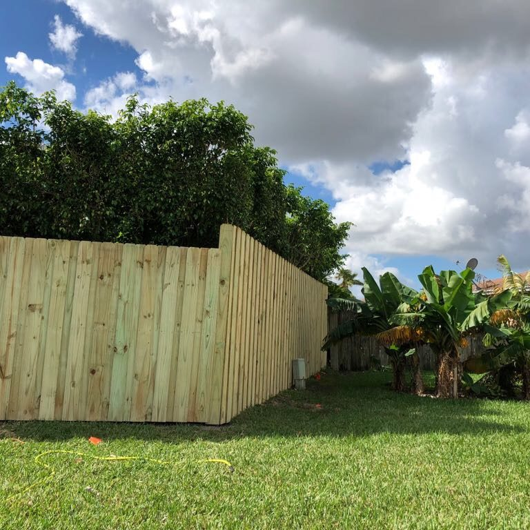 fence installation irving texas